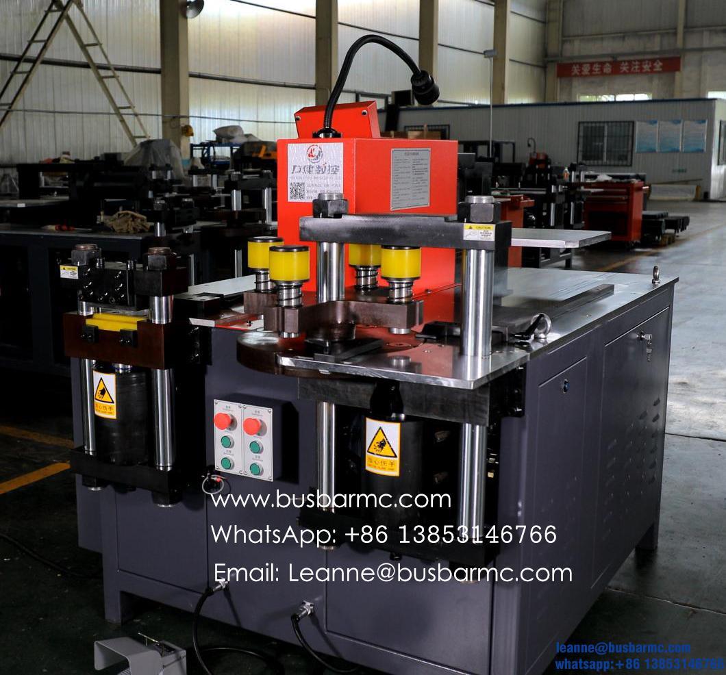 Copper Bending Punching Cutting Machine